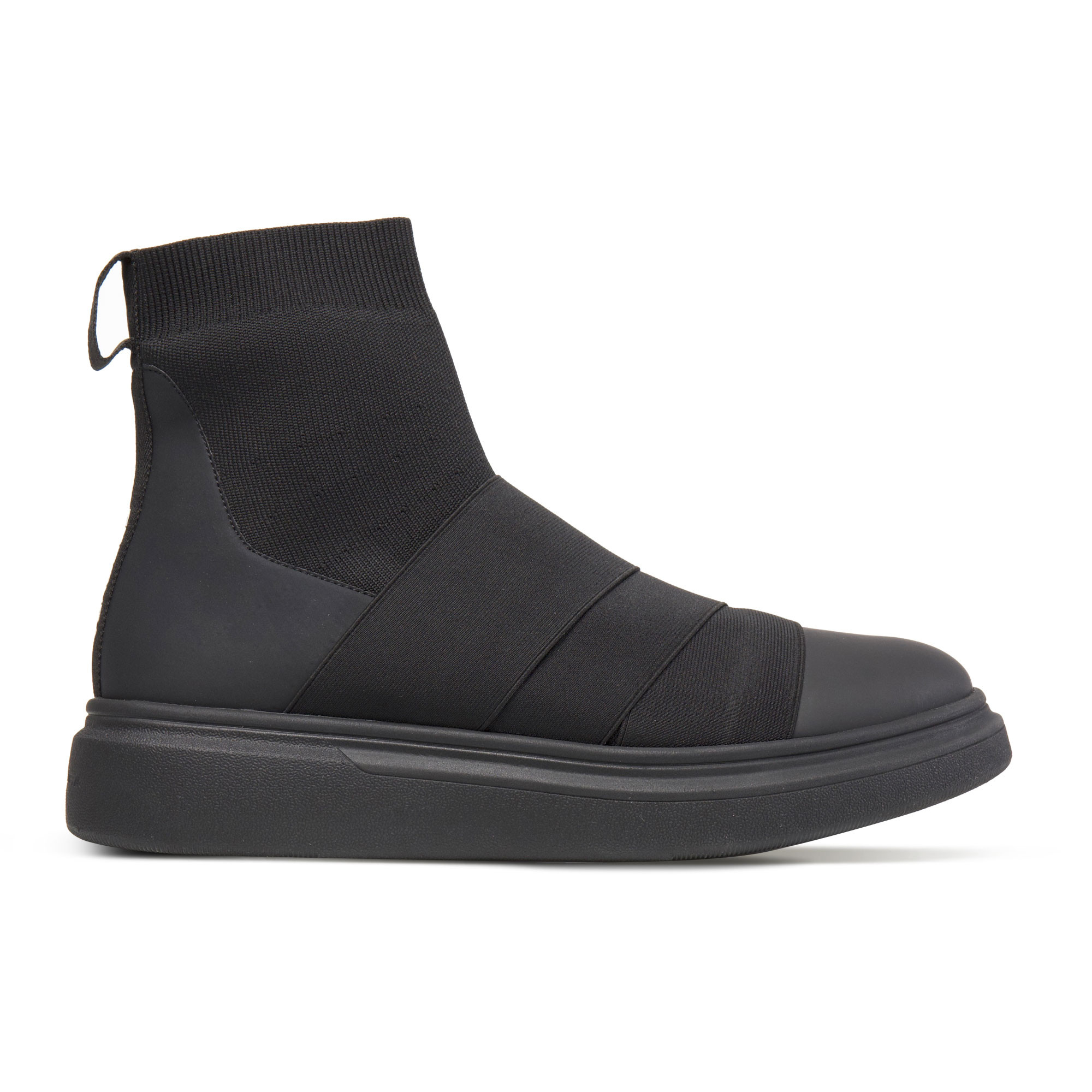 Edge Ankle Black/Black