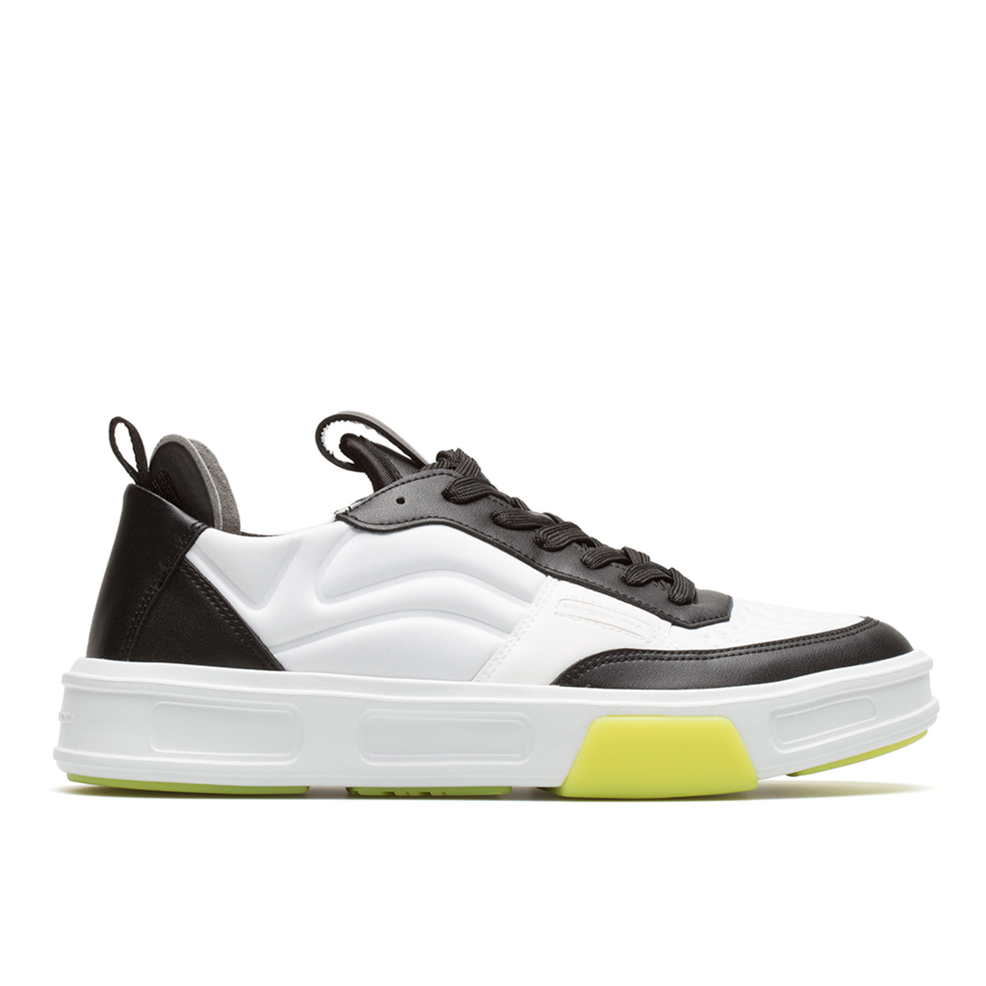 Reflex Basic Black/White White/Fluo