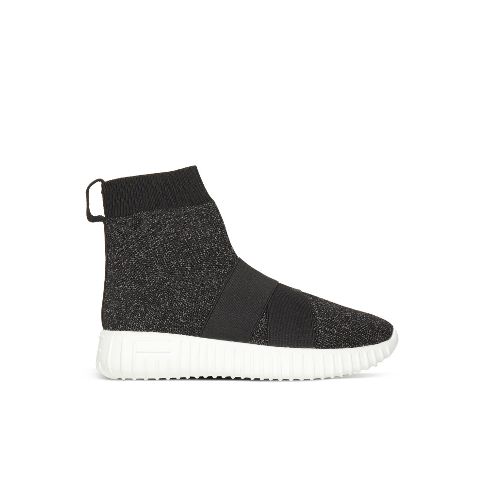 Dinghygang Knit Flash Black