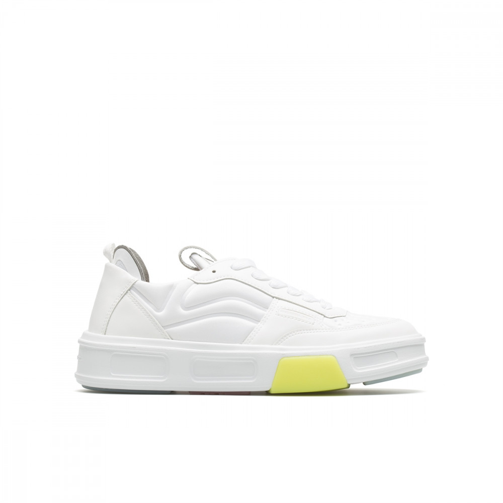 Reflex Basic Kid White White/Fluo