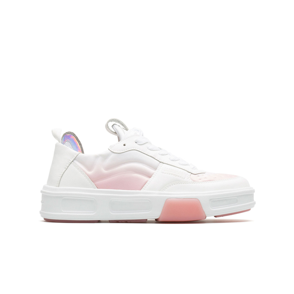 Reflex Basic Kid White White/Pink